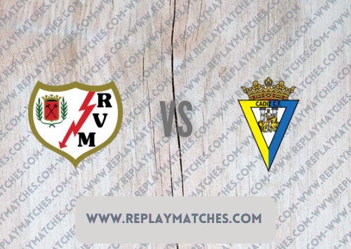 Rayo Vallecano vs Cadiz Highlights 26 September 2021