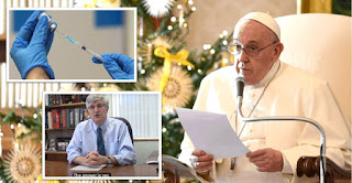 Βατικανό: Βάλτε το εμβόλιο, έστω και αν προέρχεται από κυτταρική σειρά εκτρώσεων. (Αλλά οι δημοσιογραφικές πόρνες, επέκριναν τον Μητροπολίτη Κυθήρων και όχι τον εωσφορικό Πάπα που το είπε)
