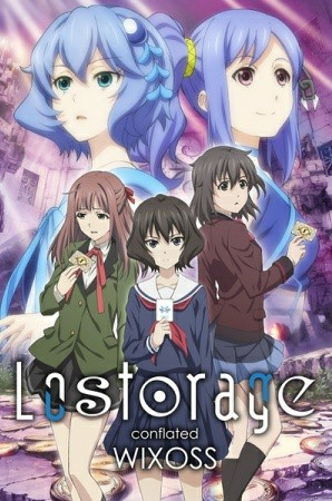 Lostorage Conflated WIXOSS Poster