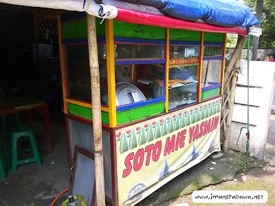 Soto Mie Di Yasmin Bogor