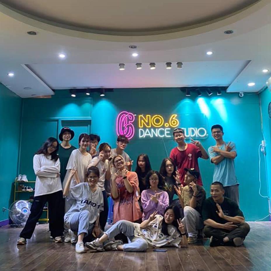 [A120] Lớp học nhảy HipHop tại Hà Nội có nhiều người học nhất