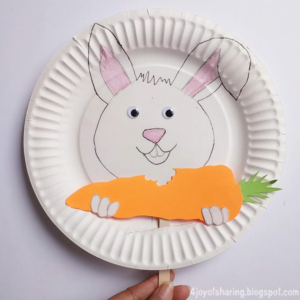 30 Paper Plate Crafts The Joy Of Sharing