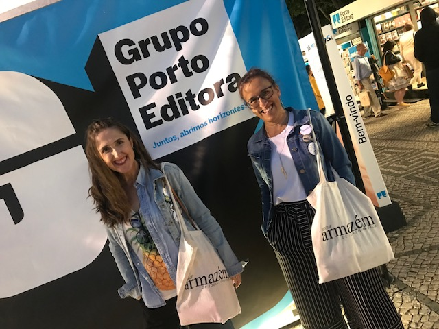 Feira do Livro de Lisboa, espaço Porto Editora