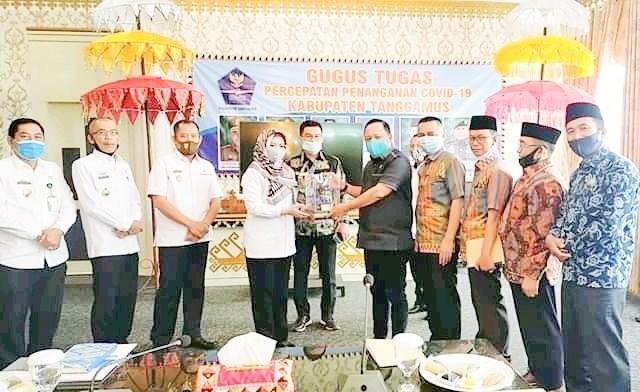 Anggota DPRD Lampung Dapil IV Serap Aspirasi Masyarakat Tanggamus