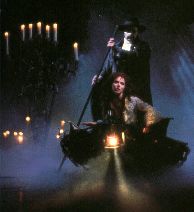 MUSIC: The Phantom of the Opera