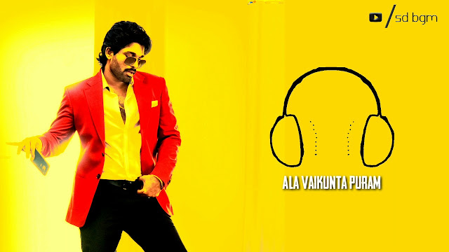 Ala Vaikuntapuram lo BGM | Original Background Music - MP3 Download