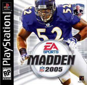 Baixar Madden NFL 2005 – PS1