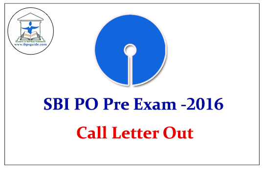 Sbi Po Pre Exam Training Call Letter Released  Ibps Guide Guide For Bank Exams  Ibps Clerk