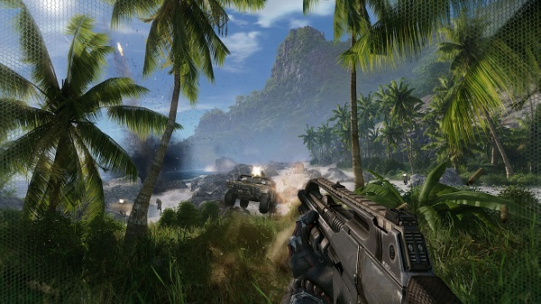 Free Download Crysis: Remastered