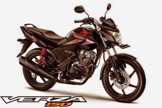 New Honda Verza 150