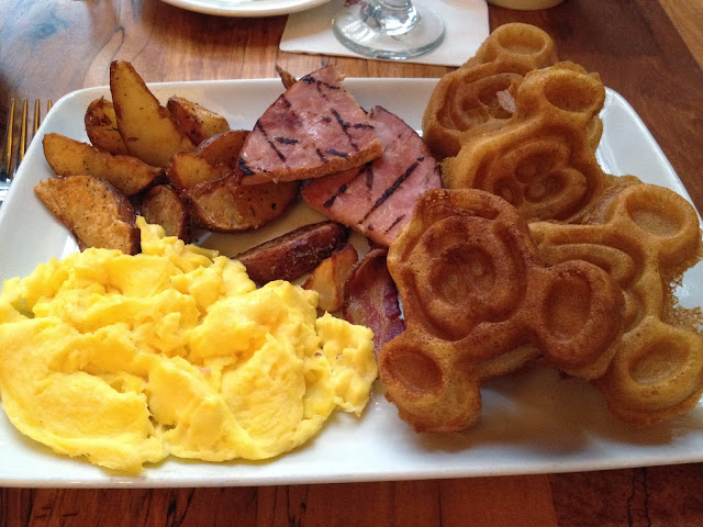Kona Cafe Breakfast Disney World