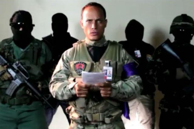 Granadas foram lançadas contra o Supremo Tribunal de Justiça da Venezuela, e tiros foram disparados contra o Ministério do Interior num ataque realizado na terça-feira 27, em Caracas, a partir de um helicóptero sequestrado. Não foram registrados feridos.  O presidente Nicolás Maduro classificou o incidente como