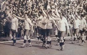 ANOTANDO FÚTBOL *: FÚTBOL OLIMPICO 1924 * URUGUAY CAMPEÓN