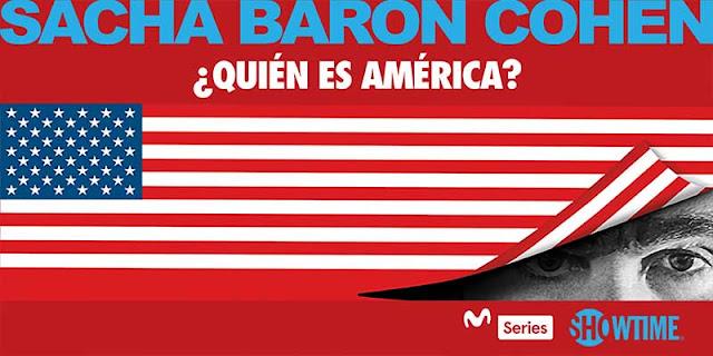 Sacha Baron Cohen regresa a la televisión con '¿Quién es Ameríca?', una serie que levantará ampollas