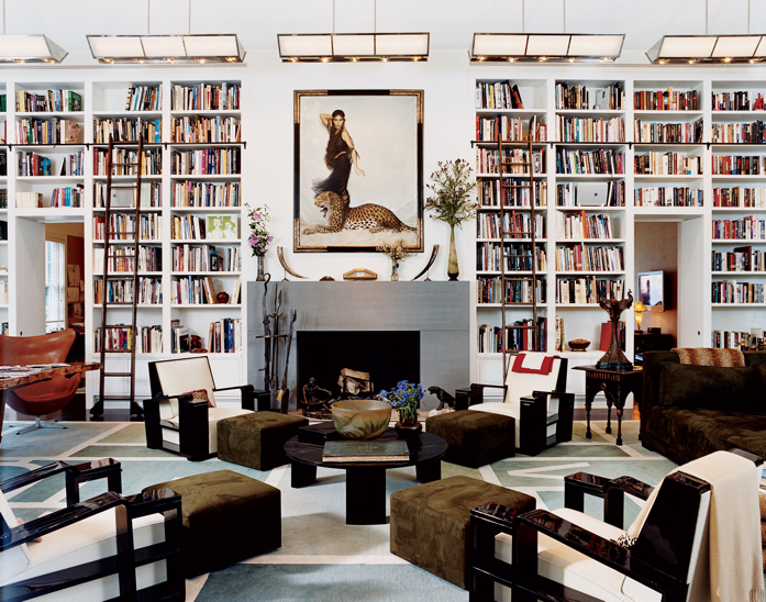 7 Bookshelves that Show Books Never Go Out of Style.