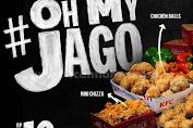 KFC Promo OH MY JAGO Mulai Dari Rp.10.000 Tiap Menu Periode 24-25 Februari 2020
