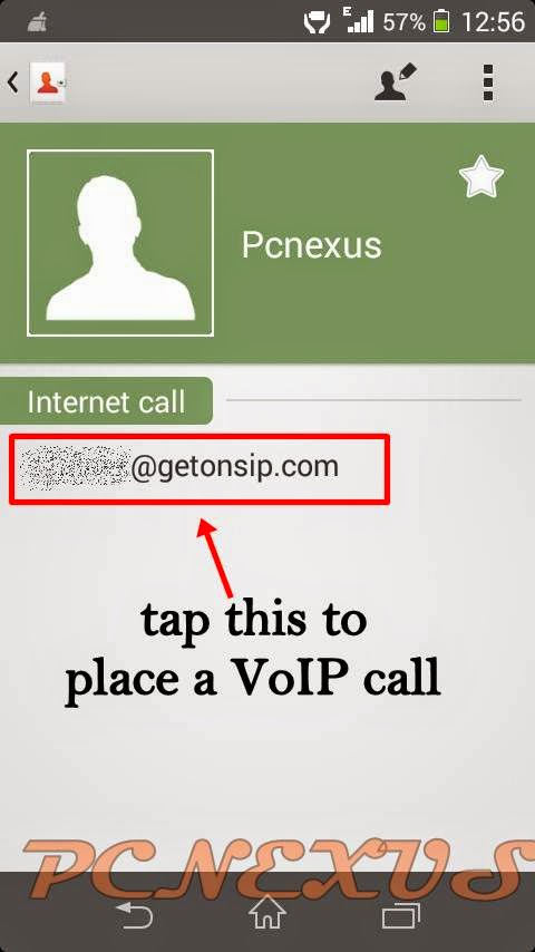 How To Setup SIP Account For VoIP Calling On Android Without