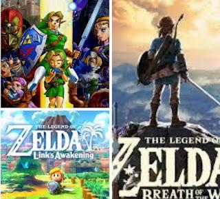 Fakta menarik game The Legend Of Zelda yang Membuat kalian Tercengang