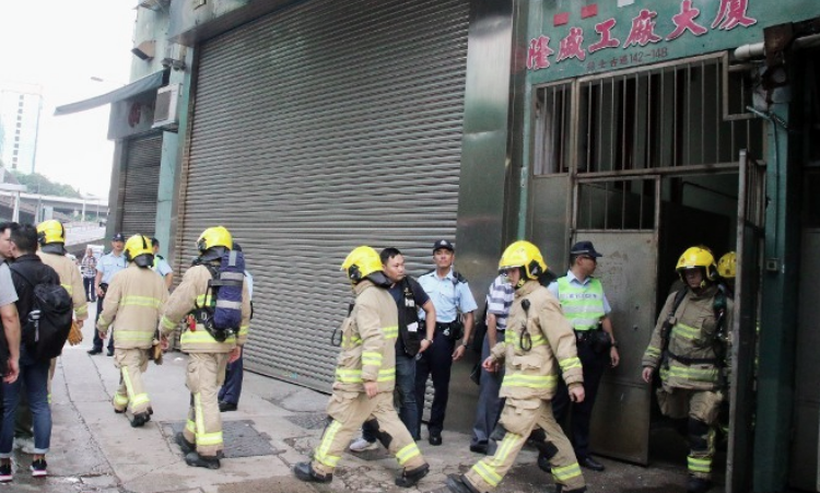 Detektif Polisi Temukan Bahan Peledak Berbahaya di Tsuen Wan , 1 Pelaku Berhasil di Tangkap