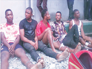 Armed robbers arrested after killing a man and his wife
