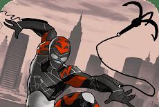 تنزيل Rope Hero 2.6 مهكرة للاندرويد