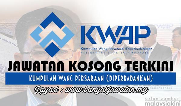 Jawatan Kosong 2017 di Kumpulan Wang Persaraan (Diperbadankan) www.banyakjawatan.my