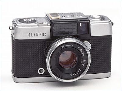 Olympus Pen D (1962), Olympus Pen Half-Frame Cameras