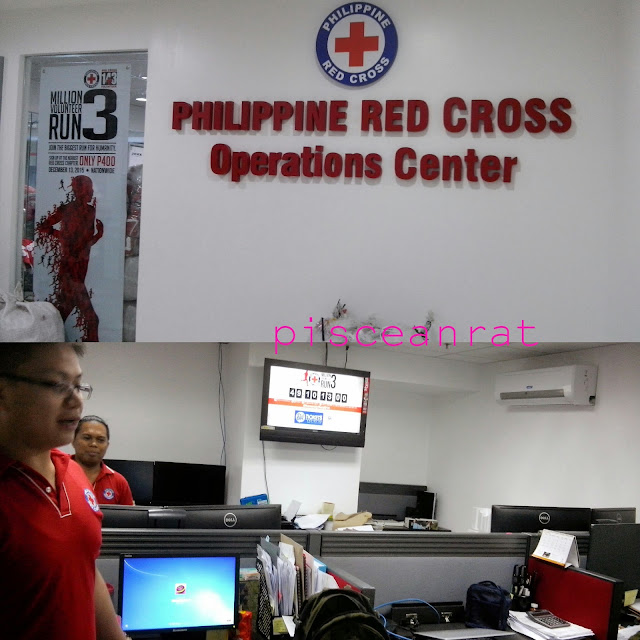 Philippine Red Cross Operations Center