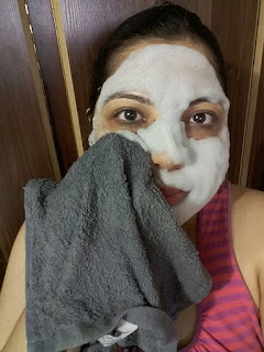 Elizavecca Milky Piggy Carbonated Bubble Clay Mask, Clay Mask, Yesstyle, skincare, asian skincare products, korean skincare products, japanese skincare products, Beauty, Beautiful skin, Skincare tips, Top Beauty Blog, Top Beauty blog of Pakistan, red alice rao, redalicerao