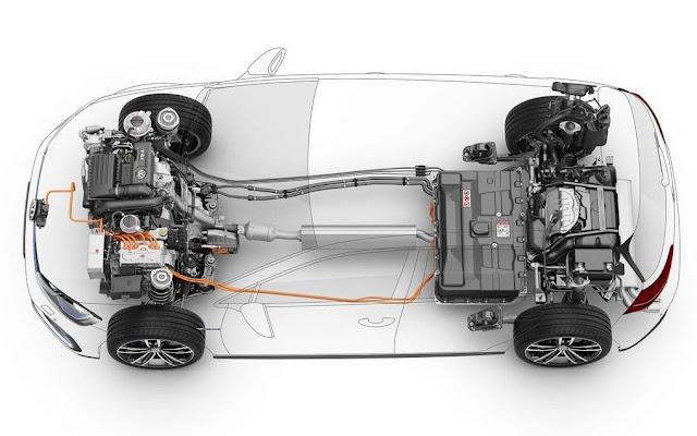 VW Golf GTE é pioneiro em eletrificação da VW do Brasil