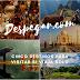 Cinco destinos para visitar si viaja solo