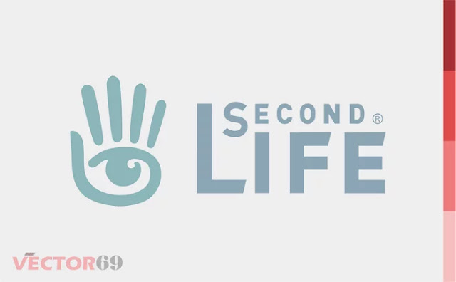 Second Life Logo - Download Vector File PDF (Portable Document Format)