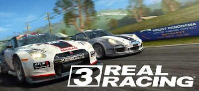 real racing 3 keren