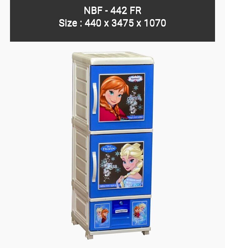 Harga Furniture anak Frozen Kea Panel Murah