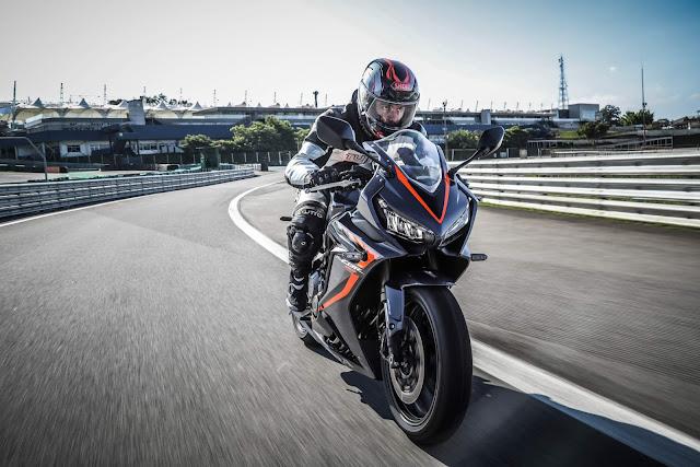 Honda CB 650R e CBR 650R 2020: fotos, preços e detalhes