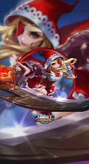 Ruby Little Red Hood Heroes Fighter of Skins V5
