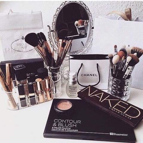Tag: 16 perguntas sobre maquiagem.