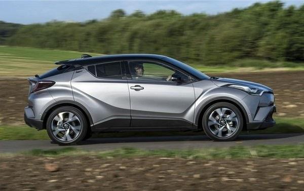Nuevo Toyota C-HR Hybrid