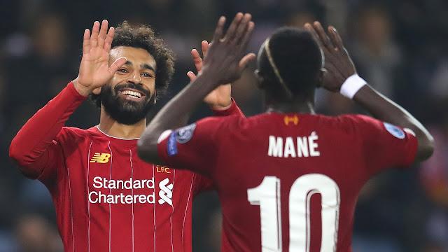 موعد مباراة ليفربول و كريستال بالاس مع القنوات الناقلة للمباراة اليوم السبت 23 نوفمبر 2019