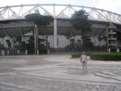 Róma, Olimpiai Stadion