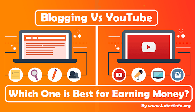 Blogging Vs YouTube Which One is Best?