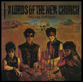 Lords of the New Church CD
