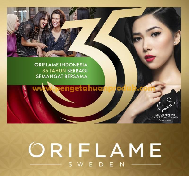 Katalog Promo Oriflame Januari 2021