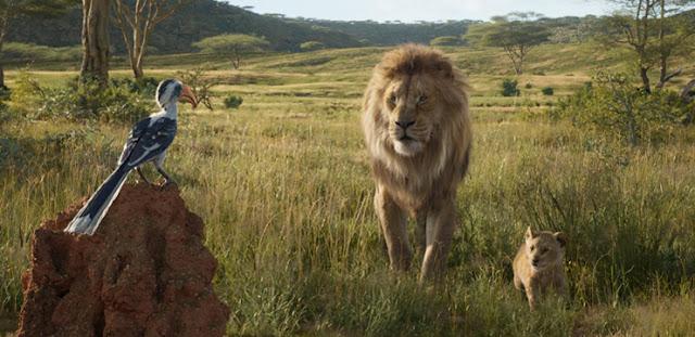 Ο Βασιλιάς των Λιονταριών (2019)
