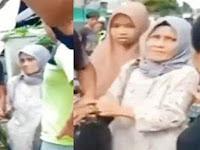 Nenek Menahan Tangis Dipukul Warga Rame-Rame Karena Ketahuan Mencuri Makanan Karena Lapar