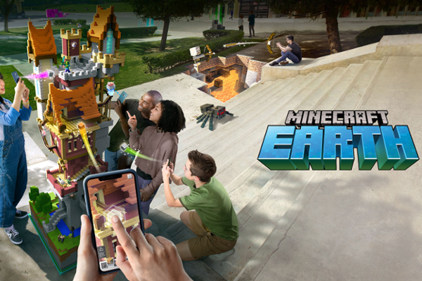 Microsoft unveils augmented reality (AR) game Minecraft Earth for Android and iOS