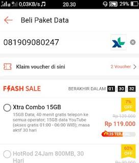 belanja online murah shopee- otomatis nomor smartphone