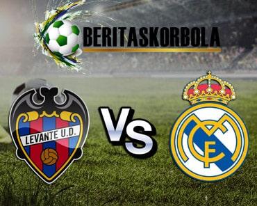 Prediksi Pertandingan Liga Spanyol, Levante Versus Real Madrid 23 Februari 2020