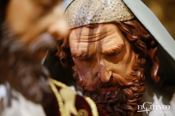 La Salud de Puerta Nueva de Córdoba presenta la imagen de Judas