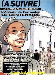 L'Algérie de Ferrandez, le centenaire